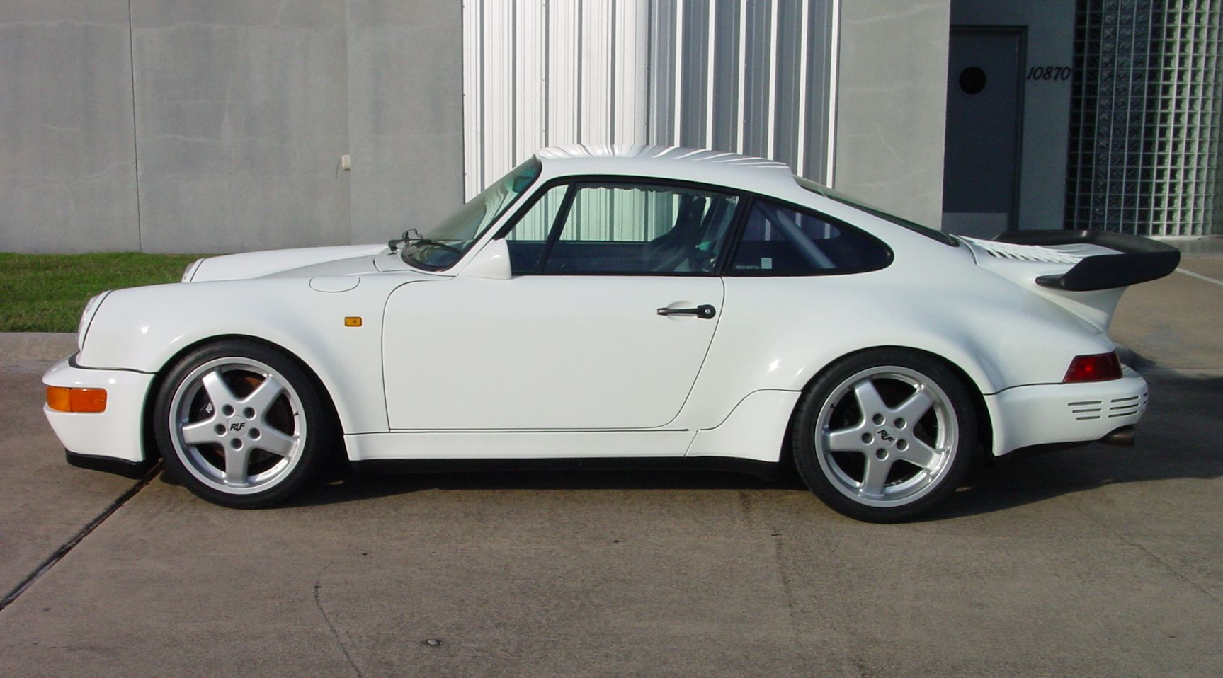 1990 Porsche Ruf 911 Ctr 4 Additional Pictures
