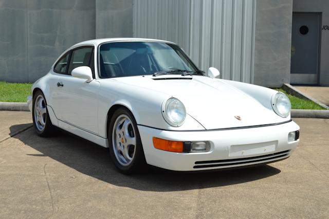 1992 Porsche 911 Carrera Cup Car USA