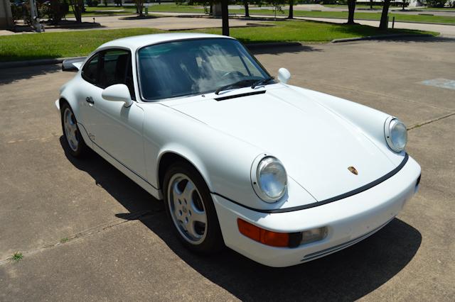 1993 Porsche 911 RS America Grand Prix White / Black