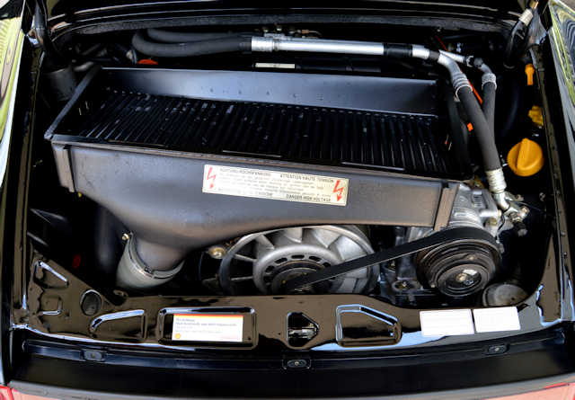 "1994 Porsche 911 3.6 Turbo ""S' Package"