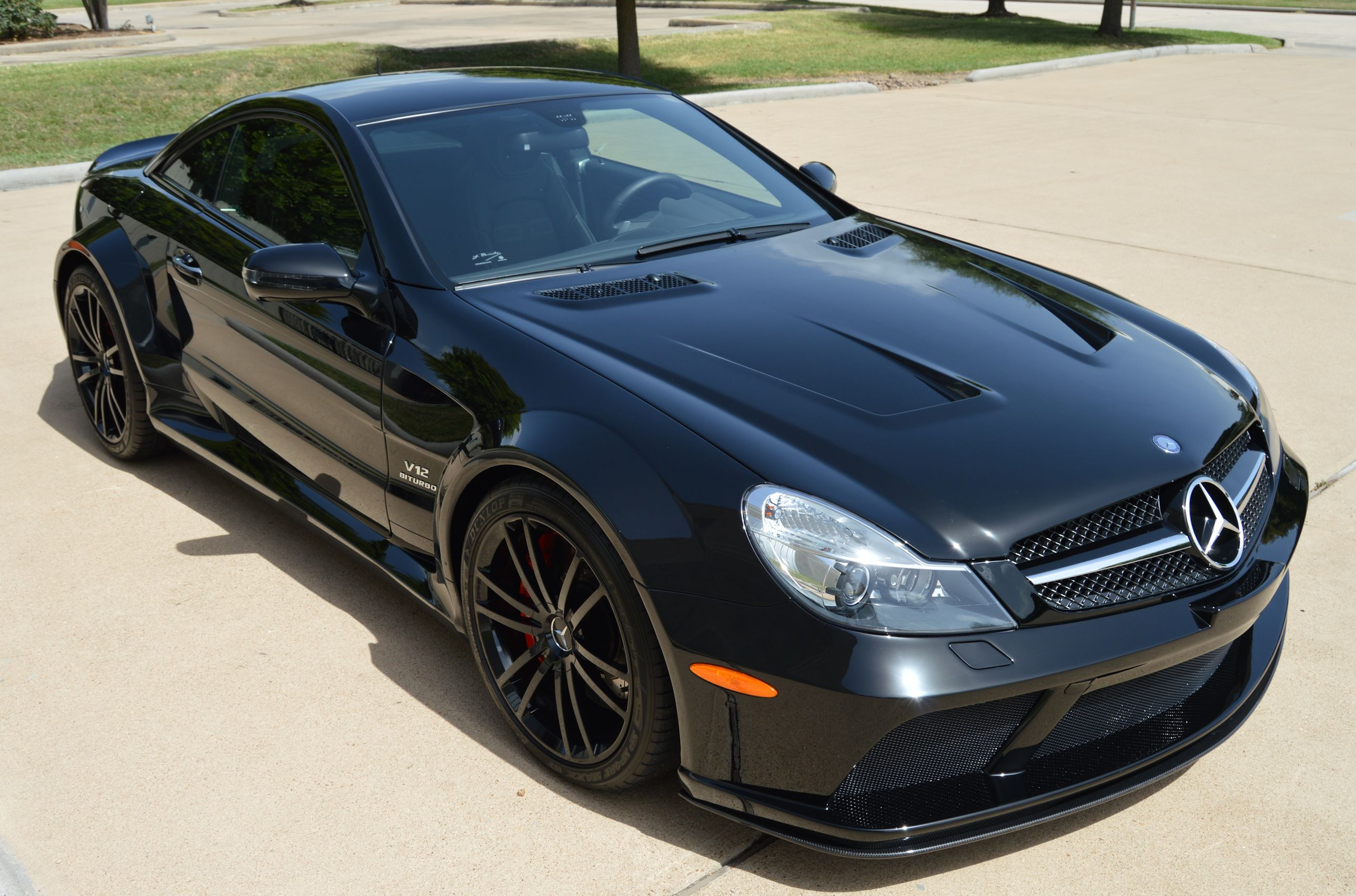 2009 Mercedes Benz Sl65 Amg Black Series Additional Pictures