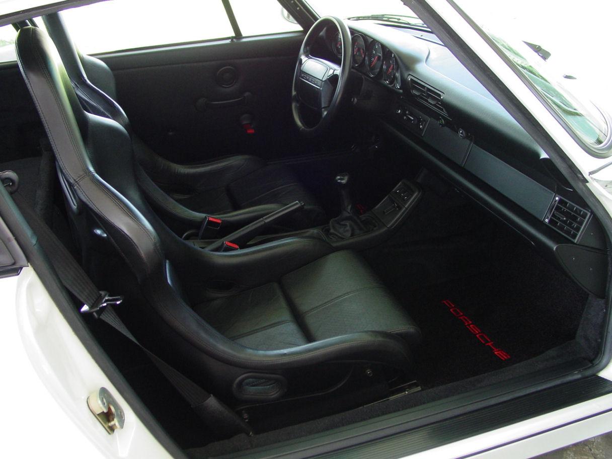 1992 Porsche 911 Carrera Cup Car Usa Edition Sold 12 22 2010